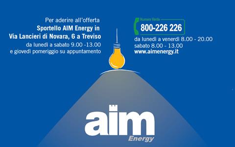 aim energy treviso