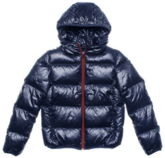 Coin Democratic Down Jacket