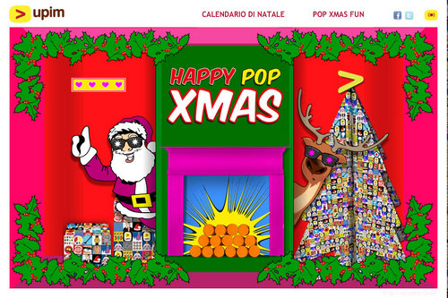 UPIM Happy Pop Xmas