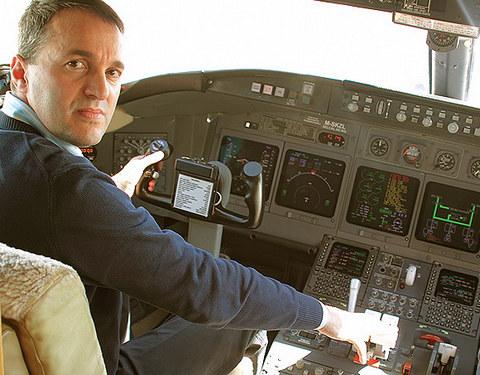 Renzo Pisu - Ceo Jet Privati