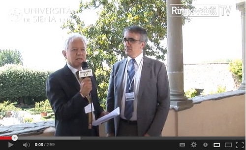 Angelo Riccaboni ai microfoni di Rinnovabili.it