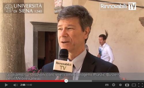 Jeffrey Sachs ai microfoni di Rinnovabili.it