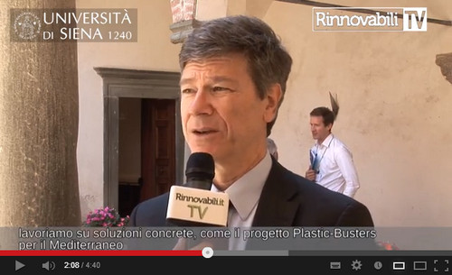 Siena Solutions Conference: Jeffrey Sachs ai microfoni di Rinnovabili.it