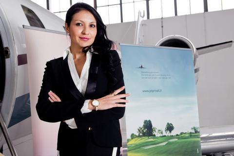 Giulia Deamina Vice Presidente Jet Privati