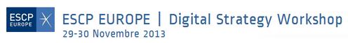 ESCP EUROPE_Digital Strategy Workshop Torino