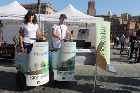 Rinnovabili.it partecipa a Ecomondo 2013