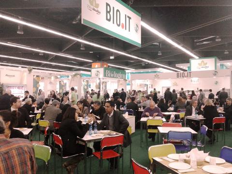 Bioitalia Vinitaly Ristorante Biologico