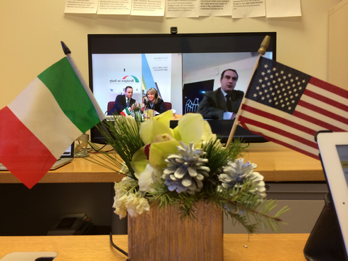 Bridges to Italy e Global Access Program 2014