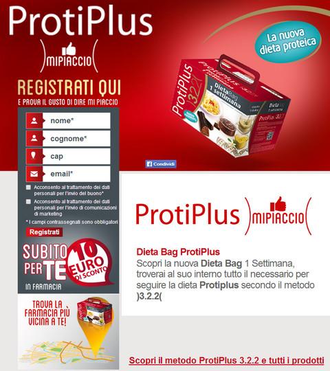 Dieta Bag Protiplus