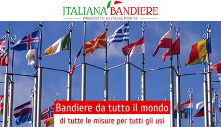 vendita bandiere personalizzate
