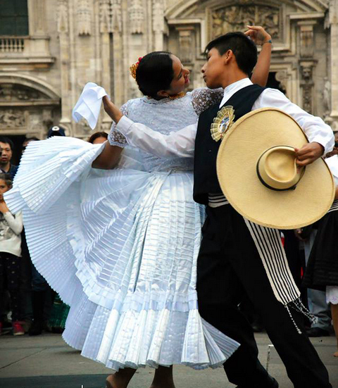 Perù a Milano - Eataly Ballo Peruviano