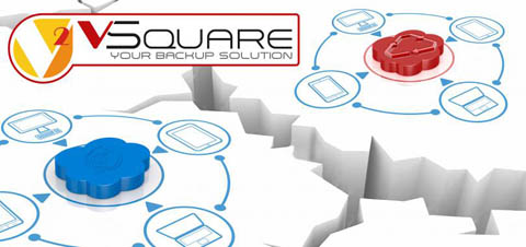 Vsquare Cloud Backup