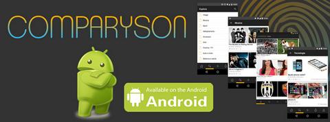 comparyson-app-android
