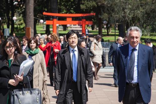 Daiichi Sankyo Italia Passeggiata Giappone Eur