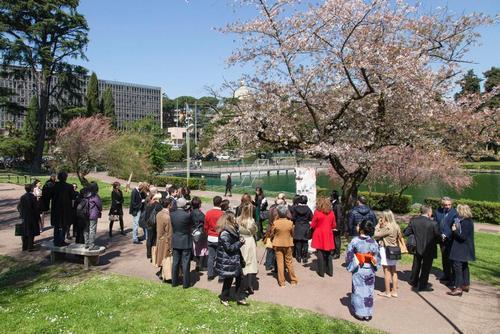 Daiichi Sankyo Passeggiata Giappone Eur