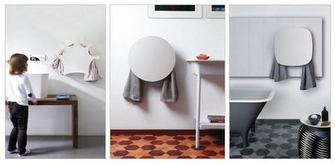 Mg 12 il bagno dove tutto scompare dagli asciugamani ai rubinetti alle docce invisibili 2 0 - Tutto per il bagno milano ...