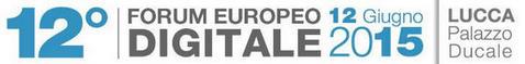Forum Europeo Digitale 2015