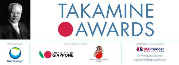 Takamine Awards_Daiichi Sankyo Italia