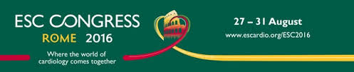 Congresso ESC 2016 a Roma